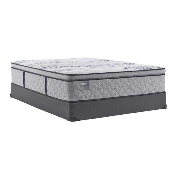 Picture of EXULTATION EUROTOP HYBRID KING MATTRESS