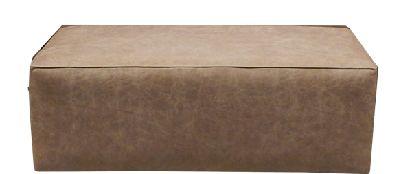 Picture of PALANCE BROWN COCKTAIL OTTOMAN - S298