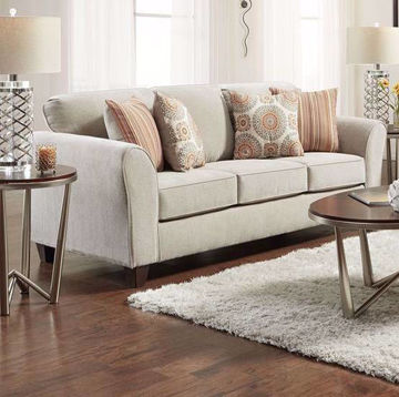 Picture of BENNINGTON TAUPE SOFA - 504