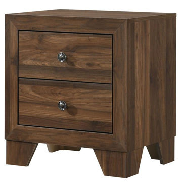 Picture of MILLIE 2 DRAWER NIGHTSTAND - B9250