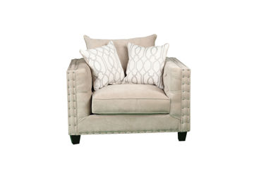Picture of ARIEL OYSTER ACCENT CHAIR - 752