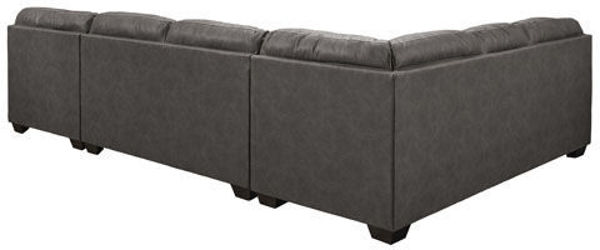 Picture of DELTA SMOKE SECTIONAL - 25601