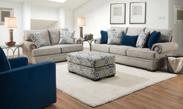 Picture of ASHVILLE LIVING ROOM - 8100