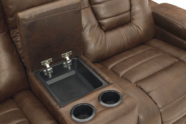 Picture of TREVOR POWER RECLINING SET - 24505