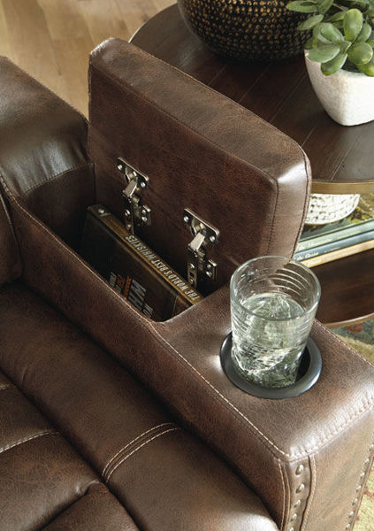Picture of TREVOR POWER RECLINING SOFA - 24505