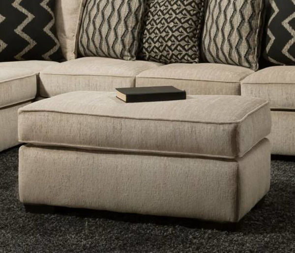 Picture of FAWN FRONTIER OTTOMAN - 2600
