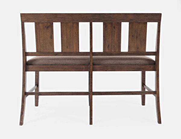 Picture of WRIGHT COUNTER HEIGHT DINING BENCH - 1966