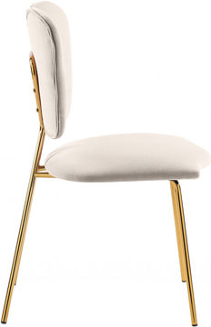Picture of ANGEL CREAM DINING CHAIR - 780