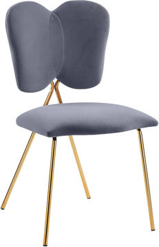 Picture of ANGEL GREY DINING CHAIR - 780