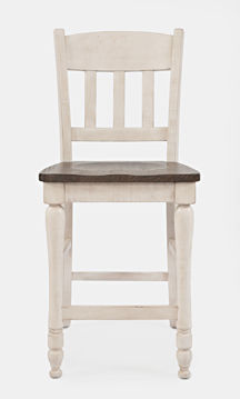 Picture of BAYRIDGE SLATBACK COUNTER STOOL - 1706