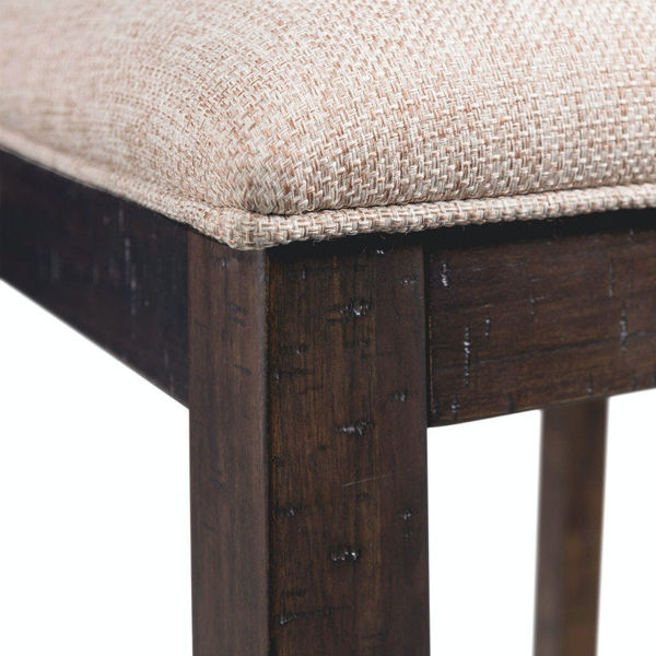 Picture of MORRISON SLAT BACK COUNTER STOOL - DST190