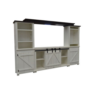 Picture of BARNLIFE ENTERTAINMENT CENTER - 636