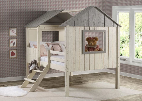 Picture of COTTAGE HOUSE FULL LOFT BED - 2188