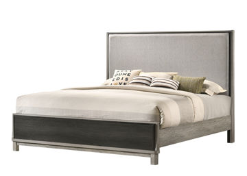 Picture of MADELINE QUEEN BED - 8451