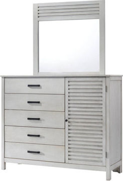 Picture of AIDEN GREY DRESSER - DL800