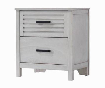 Picture of AIDEN GREY NIGHTSTAND - DL800