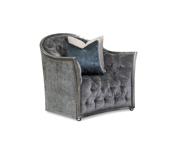 Picture of SIENNA SMOKE CHAIR - A175