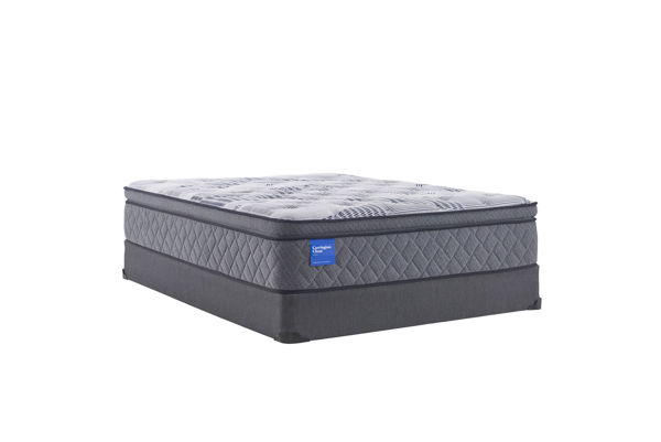 Picture of ZESTAR PILLOWTOP KING MATTRESS