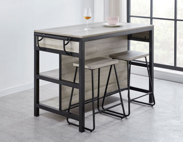 Picture of CARSON KITCHEN ISLAND SET - CR550