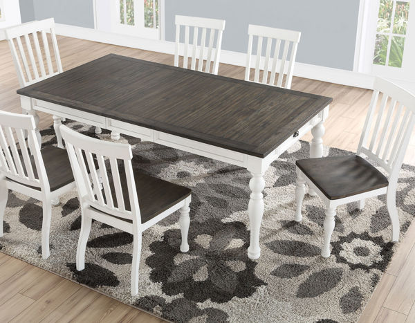 Picture of JOANNA 7PC DINING SET - JA500