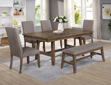 Picture of MANNING DINING BENCH - 2231