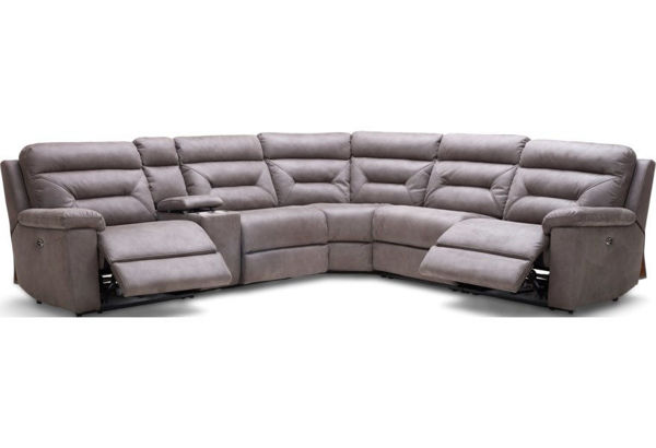 Picture of PORT ARTHUR 6PC TRIPLE POWER SECTIONAL - 012