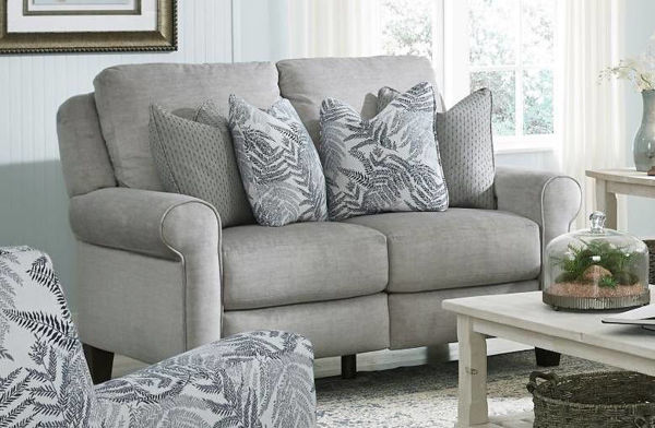 Picture of LEGACY PLATINUM POWER RECLINING LOVESEAT - 689
