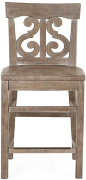 Picture of CARRINGTON COUNTER DESK CHAIR - H4646