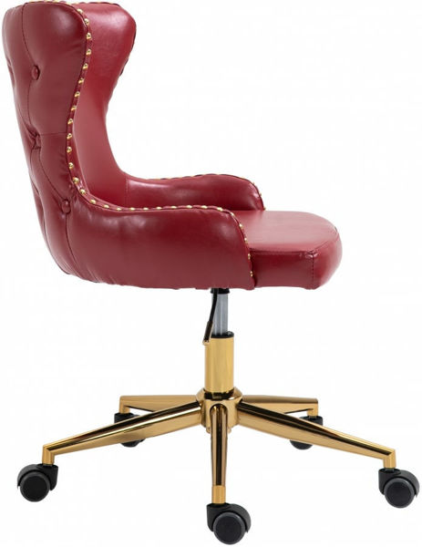 Picture of HENDRIX RED DESK CHAIR - 167