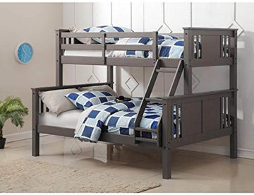 Picture of STANFORD TWIN FULL BUNKBED - 318