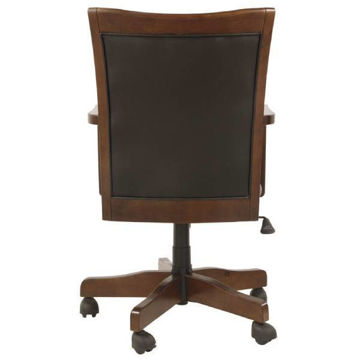 Picture of HAMLYN SWIVEL DESK CHAIR - H527