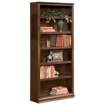 Picture of HAMLYN LARGE BOOKCASE - H527
