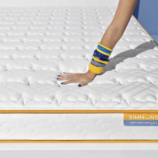 Picture of SLUMBERZZZ FIRM TWIN MATTRESS