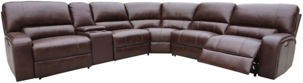 Picture of EMERALD RECLINING SECTIONAL