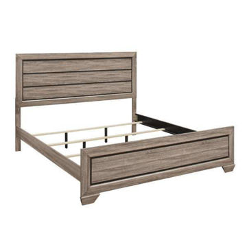 Picture of ALICE NATURAL KING BED - B5500