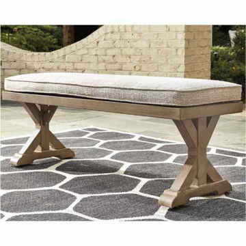 Picture of EASTCHESTER BENCH WITH CUSHION - P791