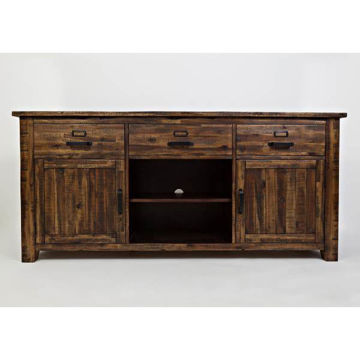"""Picture of CANNON VALLEY 70"""" MEDIA UNIT"""