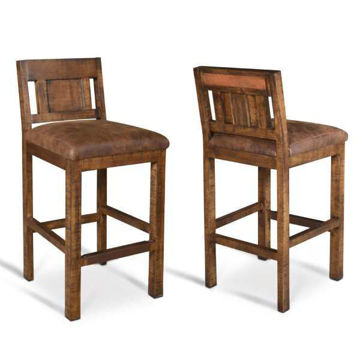 """Picture of COPPER CANYON 30"""" BARSTOOL"""