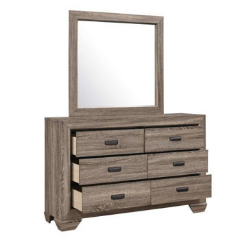 Picture of ALICE NATURAL DRESSER - B5500
