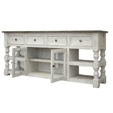 """Picture of SANDCASTLE 80"""" TV STAND - 731"""