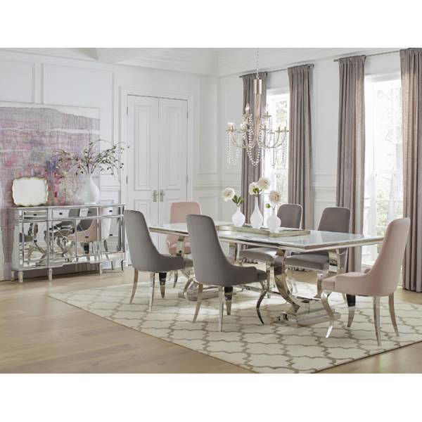 Picture of JANELLE 7PC DINING SET - 1088