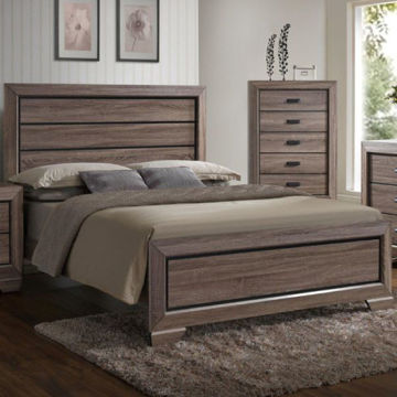 Picture of ALICE NATURAL FULL BED - B5500