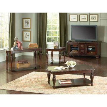 Picture of ANTOINETTE SOFA TABLE - AY150