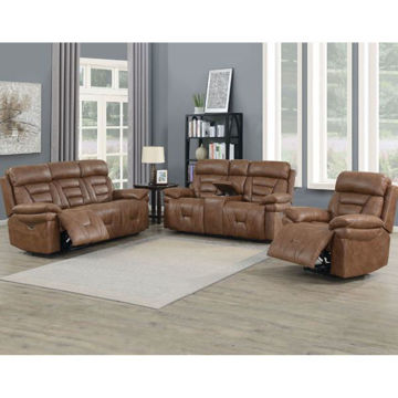 Picture of BROCK POWER RECLINING LIVING SET - BK900