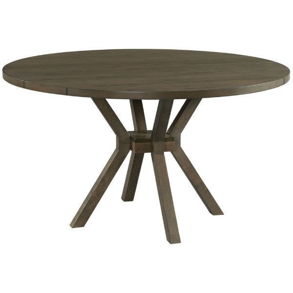 Picture of CATO GREY ROUND DINING SET - DCT380