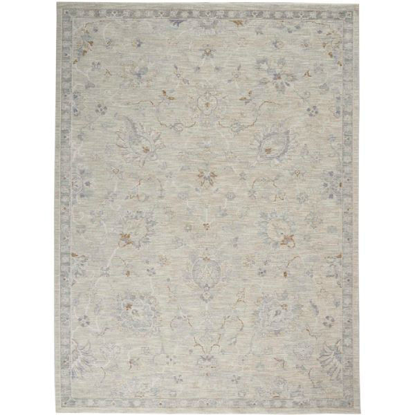 Picture of EVERLY RUG GREY 9X12