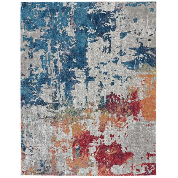 Picture of ANKER RUG MULTICOLOR 7X9