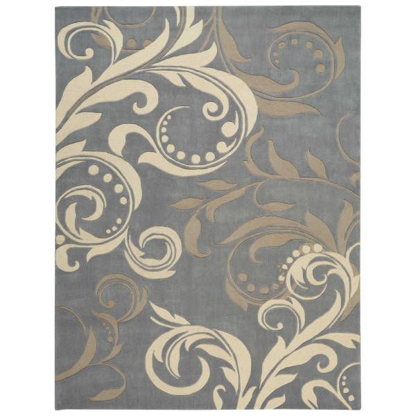 Picture of TAZA RUG SILVER 5X7