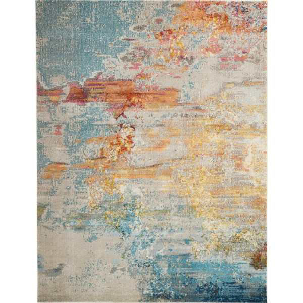 Picture of SEALIFE 7X10 COSMIC RUG