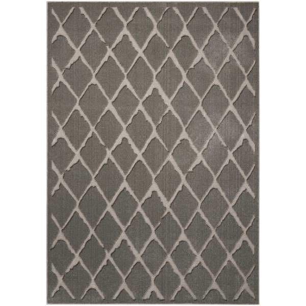 Picture of GLIMMER RUG GREY 7X10